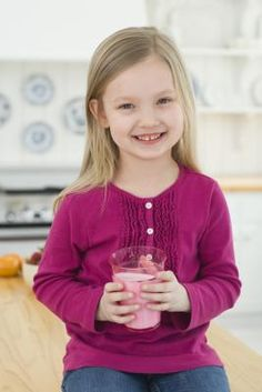 Healthy Shakes For Kids To Gain Weight | LIVESTRONG.COM
