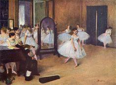 Edgar Degas Classe de danse.jpg