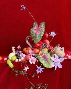 Flower Centerpieces, Flower Vases, Flower Art, Floral Style, Floral Design, Floral Bouquets, Floral Wreath, Textures Patterns, Japanese Art