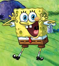 love spongebob's laugh