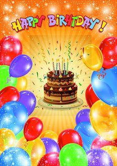 Birthday Emoticons, Happy Birthday Emoji, Happy Birthday Doodles, Happy Birthday Greetings Friends, Happy Birthday Wishes Photos, Birthday Wishes Flowers, Birthday Wishes For Kids, Happy Birthday Frame, Happy Birthday Wishes Images