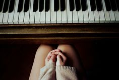 I need to learn how to play the piano so I can play and sing at the same time
