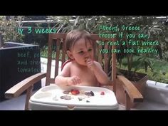 This is How we Travel with our Baby | Baby-Led Weaning - YouTube