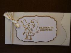 wedding envelope.....para lluvia de sobres