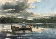 Thomas Aquinas Daly, Summer Clouds