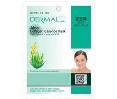 Dermal Collagen Essence Mask - Aloe