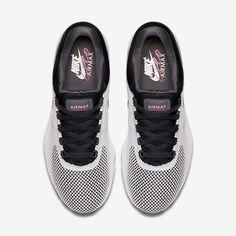 wholesale dealer 29462 b296d Chaussure Nike Air Max Zero Pas Cher Homme Essential Gris Fonce Blanc  Sommet Cramoisi Brillant Gris