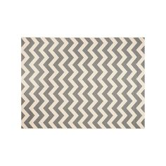 Safavieh Courtyard Zigzag Chevron Indoor Outdoor Rug, Grey, Durable #OutdoorRugs