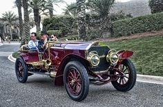 1911 Mercedes 37/90 HP at Amelia Island 2011