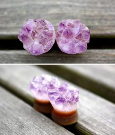 Amethyst by Pavian Plugs