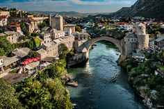 Mostar, Bosnia and Herzegovina | 25 Of The Most Beautiful Villages In Europe