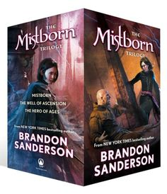 The New York Times bestselling series from Brandon Sanderson.This boxed set…