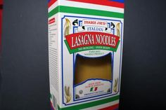 No Boil Lasagna Noodles | Trader Joes easy, healthy, quick recipes for dinner, occasions, breakfast and lunch meal ideas