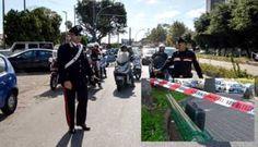 Allarme bomba a Messina, l'ordigno è stato fatto brillare dagli artificieri della Polizia - http://www.canalesicilia.it/allarme-bomba-messina-lordigno-brillare-dagli-artificieri-della-polizia/ Allarme Bomba, Carabinieri, Messina, News, Polizia