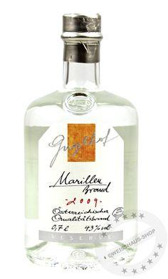 Guglhof Marillen Brand Vodka Bottle, Packaging Design, Bottles, Drinks, The Fruit, Pictures, Drinking, Beverages, Drink