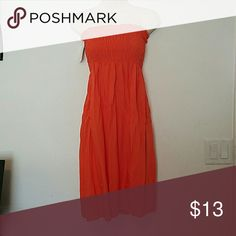 Swim Cover / Summer Dress / Long Skirt Cute stretchy lightweight and dries fast if wet Dresses