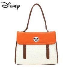 2014 New Arrival Disney Bag Women Contrast Colour Shoulder Bag - Blue Products- - TopBuy.com.au