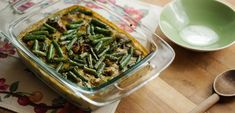 Recipe Records - Green Bean Casserole - Ancestry Blog Dinner Dishes, Food Dishes, Side Dishes, Vegetable Dishes, Vegetable Recipes, Casserole Dishes, Casserole Recipes, Granny's Recipe, Zuchinni Recipes