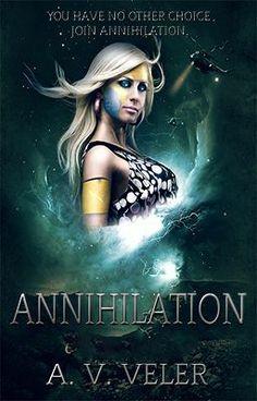 "Read ""ANNIHILATION {First Draft}"" #wattpad #science-fiction"