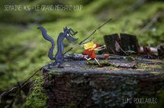 ©LumiPoullaouec Le grand méchant loup