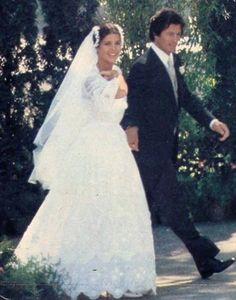 Caroline with first husband