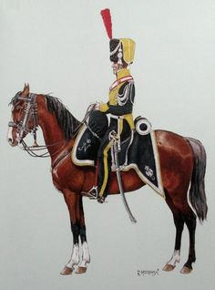 Polish Lancer Captain of Compeliter