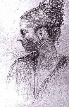 Picasso sketchbook