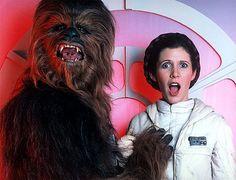Chewie? What r u doin´? :D