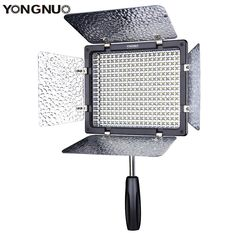 65.00$  Buy here - http://aliz6u.worldwells.pw/go.php?t=32749316878 - Yongnuo YN300III YN-300 III CRI95 LED Camera Video Light with Adjustable Color Temperature 3200K-5500K for Canon Nikon Olympas 65.00$