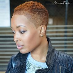 Short Hairstyles for African American Hair 5