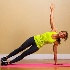 Not only is an at-home workout excuse-proof, since it's free, it will only cost you calories! Check out this full-body circuit workout that fits in your living Arm Workouts Without Weights, Biceps, Full Body Circuit Workout, Post Workout, Tonifier Son Corps, Fitness Motivation, Fitness Quotes, Thigh Exercises, Workout Exercises