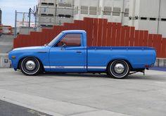 1976 Datsun 620 Li'l Hustler Pickup Truck