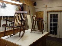 Custom #Woodworking   A Day In The Wood Shop #6.mov
