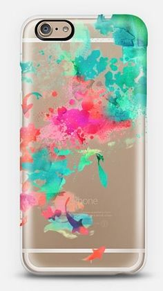 watercolor pond case