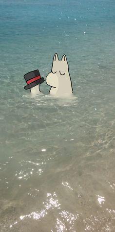Moomin Valley, Dumpster Fire, Fandom Memes, Little My, Crime, Art Drawings, Illustration Art, Fandoms, Tumblr
