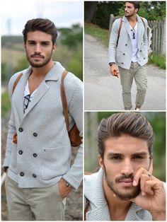 Mariano Di Vaio, great look