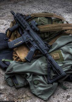 SBR AR15