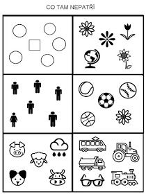 Pro Šíšu: Cernobile ukolky na premysleni:-) Critical Thinking Activities, Kids Learning Activities, Preschool Worksheets, Visual Perception Activities, Sudoku, Logo Clipart, Learning Support, Hidden Pictures, Activity Board
