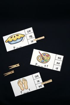Activities for ages 5 to 8. On the hunt for fun ways to teach kids vowel teams including -AY, -IE and -OA?! Silly rhymes can be an incredibly helpful way to teach kids important reading rules. This one's pretty brilliant. These motivating games and eye catching posters teach new readers what happens when two vowels go …