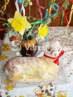 Velikonoční beránek. Co víc dodat? Cake, Food, Kuchen, Essen, Meals, Torte, Cookies, Yemek, Cheeseburger Paradise Pie
