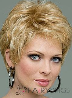 Envy Tina Monofilament Lace Front Wig, MEDIUM BLONDE 2 tone color combination offering soft golden blonde highlights with bubbly champagne Wig Hairstyles, Straight Hairstyles, Best Human Hair Wigs, Wilshire Wigs, Natural Hair Styles, Short Hair Styles, Wig Styles, Monofilament Wigs, Short Wavy