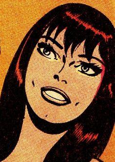 """comicbookvault: """"Gwen & MJ by JJSr """" Marvel"""