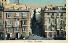 Calle Columela.
