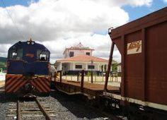 Trem Iaçu-Bonfim - Salvador/Ba