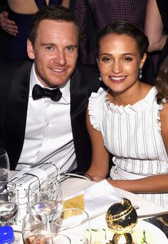 Michael Fassbender and Alicia Vikander Got Married in an Ultra-Private Ibiza Ceremony, PEOPLE Confirms Alicia Vikander Style, Alicia Vikander Husband, Michael Fassbender And Alicia Vikander, Casual Cotton Dress, The Danish Girl, Swedish Actresses, Ex Machina, Celebs, Celebrities