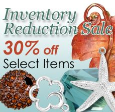 30% Off Select Jewelry and Craft Supplies