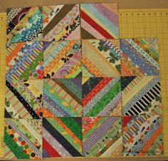 Richard and Tanya Quilts: Tanya's new quilt top and other distraction