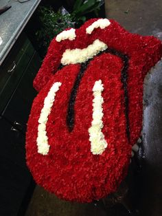 Rolling Stones funeral tribute