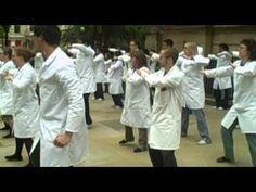 Dancing Scientists Flash Mob - British Science Festival