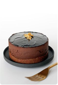 Heston Blumenthal's popping-candy chocolate cake
